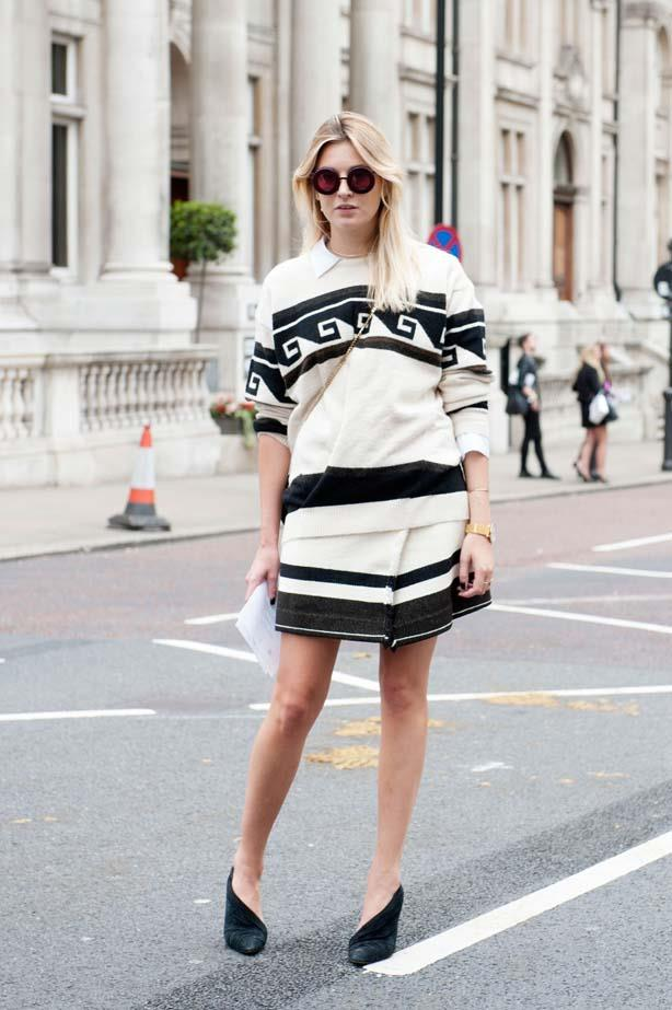 Fashion weeks around the globe will be awash with Isabel Marant's latest wave print.