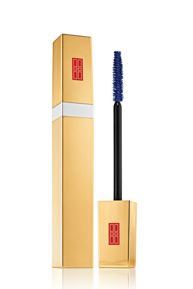 <p><strong>Beautiful Colour Lash Enhancing Mascara  </strong> <p/> <p>A blue mascara gives you a subtle flash of colour perfect for summer.   <p/> <p> <em>$29, Elizabeth Arden, 1800 015 500</em><p/>