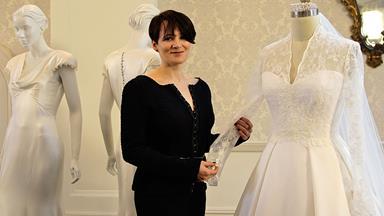 Bridal trends with Karen Willis Holmes
