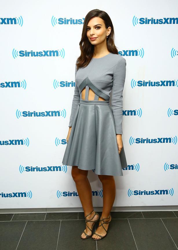 At SiriusXM Studios in New York, October 2014.