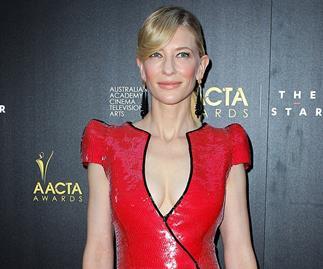 Giorgio Armani Parfums taps Cate Blanchett