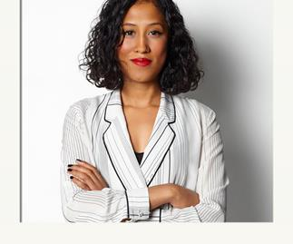 MBFWA The Voice: Linda Ayepe, buyer at <br>Net-A-Porter