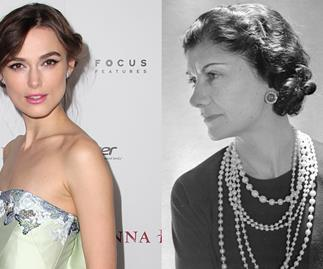 Keira Knightley to play Coco Chanel