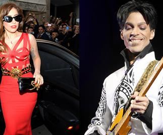Are Lady Gaga and Prince doing The Great Gatsby soundtrack?