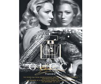 Watch: Blake Lively as Gucci's golden girl