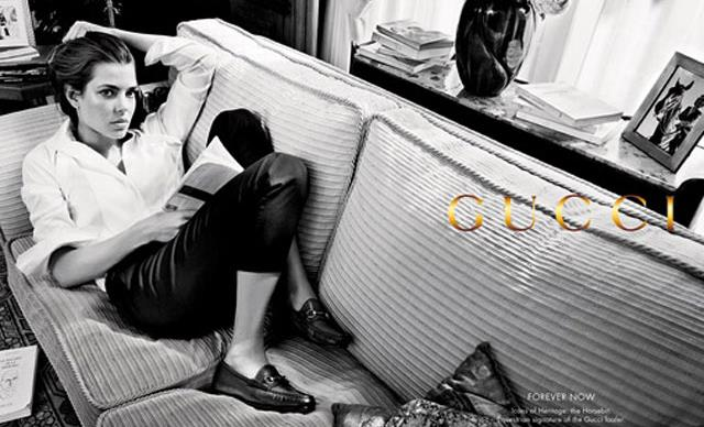 Gucci unveils its second Charlotte Casiraghi-fronted campaign
