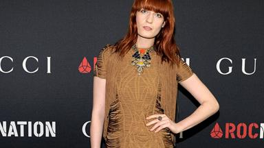 Florence Welch named Gucci muse