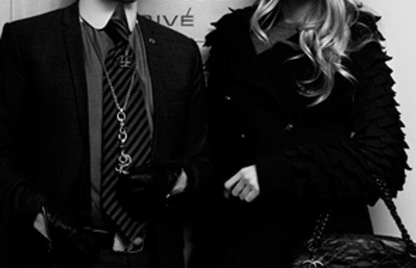 Blake Lively for Chanel