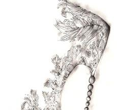 Shoe designs for the Royal Wedding