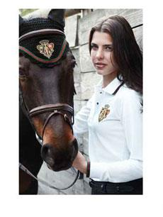 Gucci returns to equestrian world