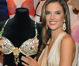 Alessandra Ambrósio to wear $2.5M bra for Victoria's Secret Fashion Show