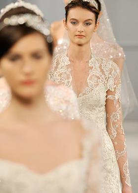 Best dresses: Bridal Fashion Week spring 2014
