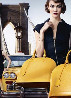 First look: Louis Vuitton's campaign builds a bridge