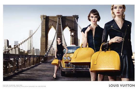 Models Karlie Kloss, Daria Strokous, Jac Jagaciak and Iris Strubegger star in the series, which was lensed by Steven Klein. <br><br> <b>Click through to see the campaign.</b>