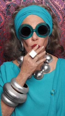 Karen Walker Eyewear Advanced Style campaign