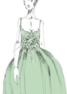 Miuccia Prada unveils Great Gatsby Costumes