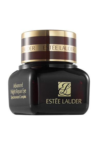 The gel cream texture of Estée Lauder Advanced Night Repair Eye is designed to not only cushion your under-eye hollows but also make crow's-feet take flight. And don't be deceived by the teensy size. Rationed correctly, it lasts a good four months. $95, 1800 061 326.