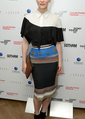 BAZAAR's best dressed, 30 July 2012