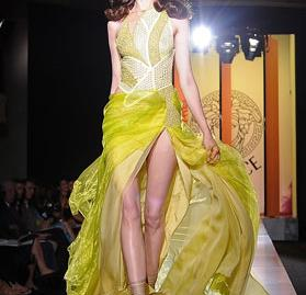 Highlights: Versace Couture A/W 2012-2013