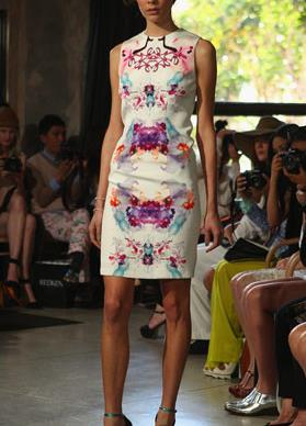 Australian fashion week 2012: trend report