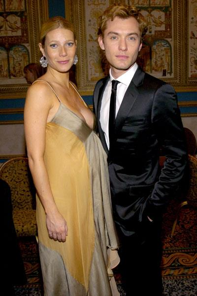 Paltrow makes pregnancy dressing a snap in a Stella McCartney dress in 2003