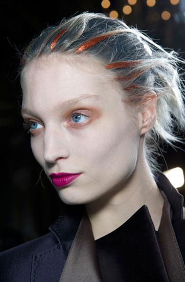 Pretty in pink: Haider Ackermann A/W 2012-2013