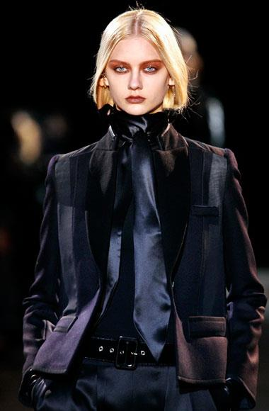 The new gothic: Givenchy A/W 2012-2013