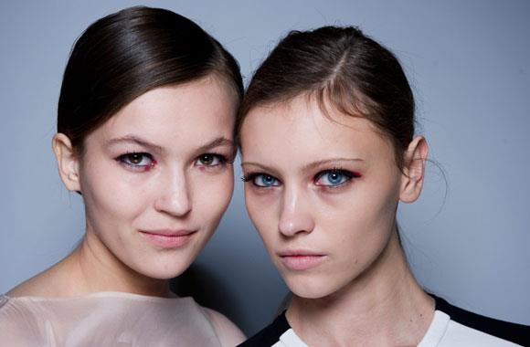 Elaborate eyes: 3.1 Phillip Lim A/W 2012-2013