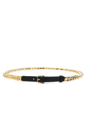 Yves Saint Laurent belt, $845, from www.matchesfashion.com.