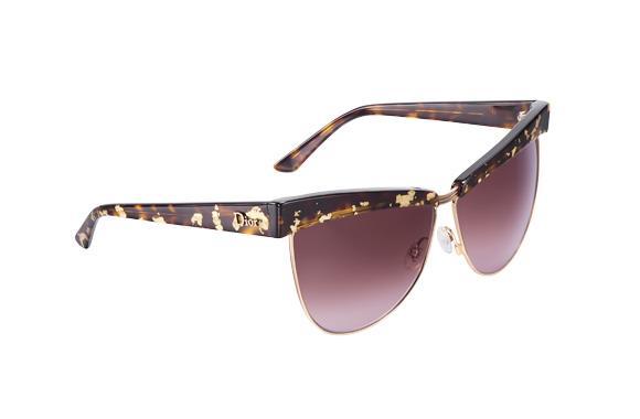 Christian Dior sunglasses, $730, (03) 9650 5323.
