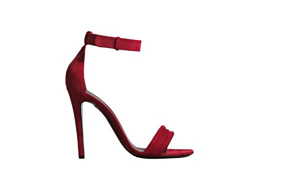 Céline shoes, $800, from a selection at David Jones, 13 33 57.