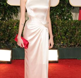 Best and worst of the Golden Globes 2012 red carpet