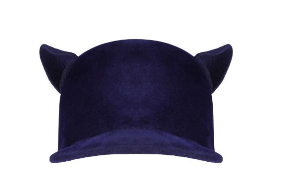 MAD HATTERS: Add a little whimsy to your racing look. Givenchy hat, $2770, from a selection at Elle, (08) 9386 6868.