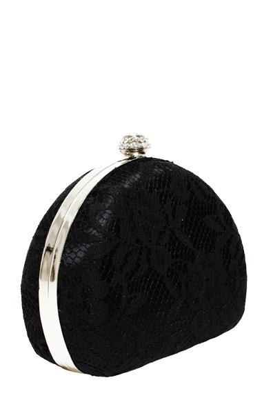 Review clutch bag, $79, (03) 9902 5400.
