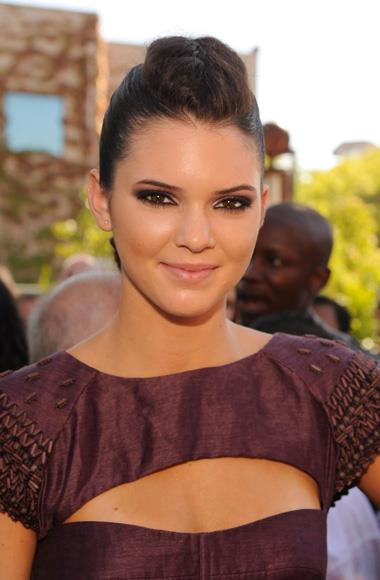 Kendall Jenner at the Teen Choice Awards.