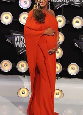 Red carpet: MTV Video Music Awards 2011