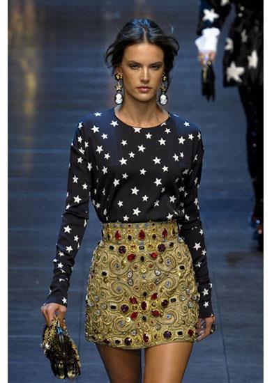 Dolce & Gabbana A/W 11-12