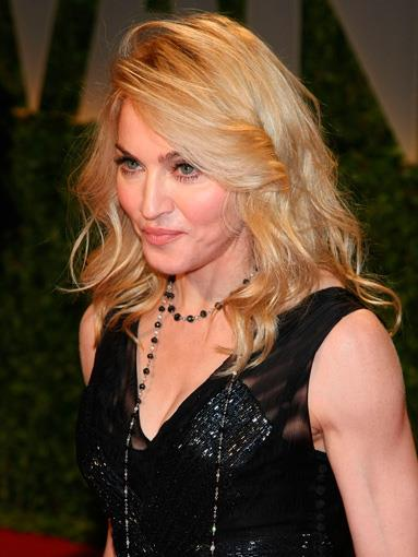 While Madonna is the icon of reinvention (is there a hair colour she hasn't tried) the Material Girl always comes back to her blonde roots.