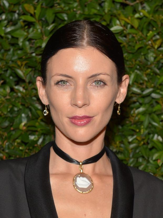 <u><b>In your 30s...</b></u><br> Liberty Ross, 34, Model<br> A chic slicked back do is given an edgy overhaul thanks to a mod-esque choker and glamorous drop earrings – forget the one or the other rule.