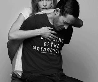 Kate Bosworth and Michael Polish for Levi's 501 Interpretations