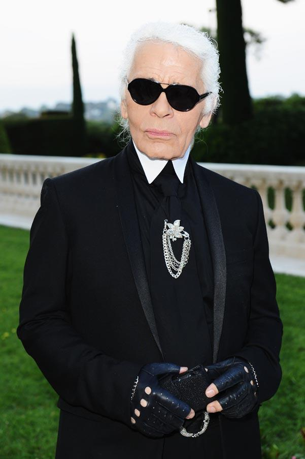 Karl Lagerfeld's controversial comments