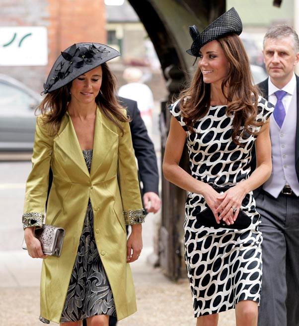 """<strong>On Kate and Pippa Middleton: </strong> <br><br>""""Kate Middleton has a nice silhouette. I like that kind of woman, I like romantic beauties. On the other hand, the sister struggles. I don't like the sister's face. She should only show her back."""""""