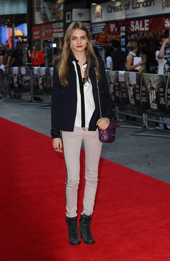 At the world premiere of 'Ill Manors' at Empire Leicester Square, London on May 30, 2012.