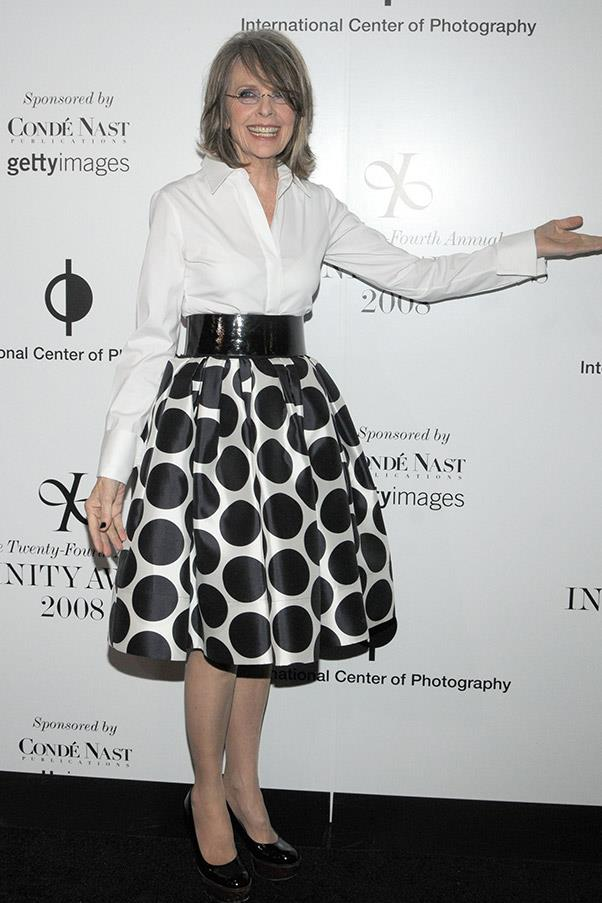 <strong>60s </strong> Diane Keaton