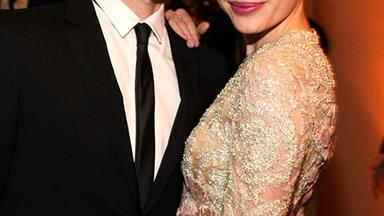 Kate Bosworth ties the knot