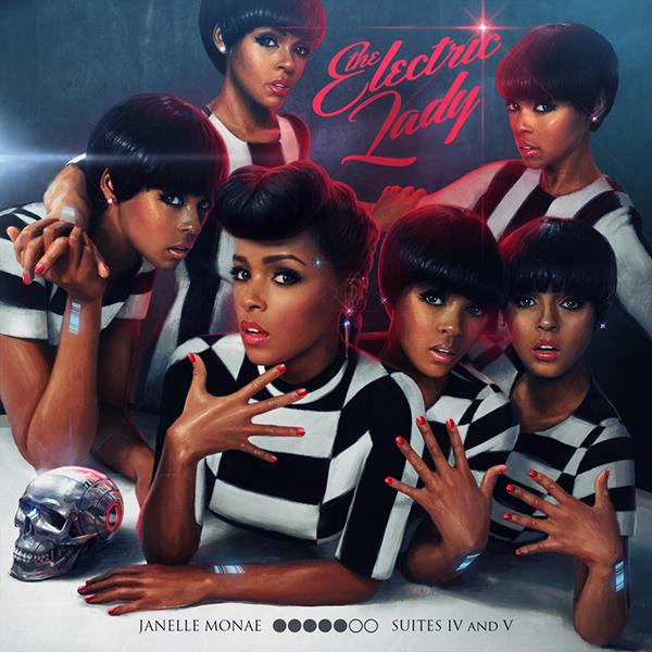 Janelle Monáe, The Electric Lady Melding turbine vocals with orchestral enormity, this  new release from American soul singer Janelle Monae has a cool neo-Motown sound and plenty of undertones of 60's pop and jazz.  Look out for cameo appearances by Prince, Solange and Miguel. <strong>Sounds Like: </strong>A trip to a sci-fi jazz club.