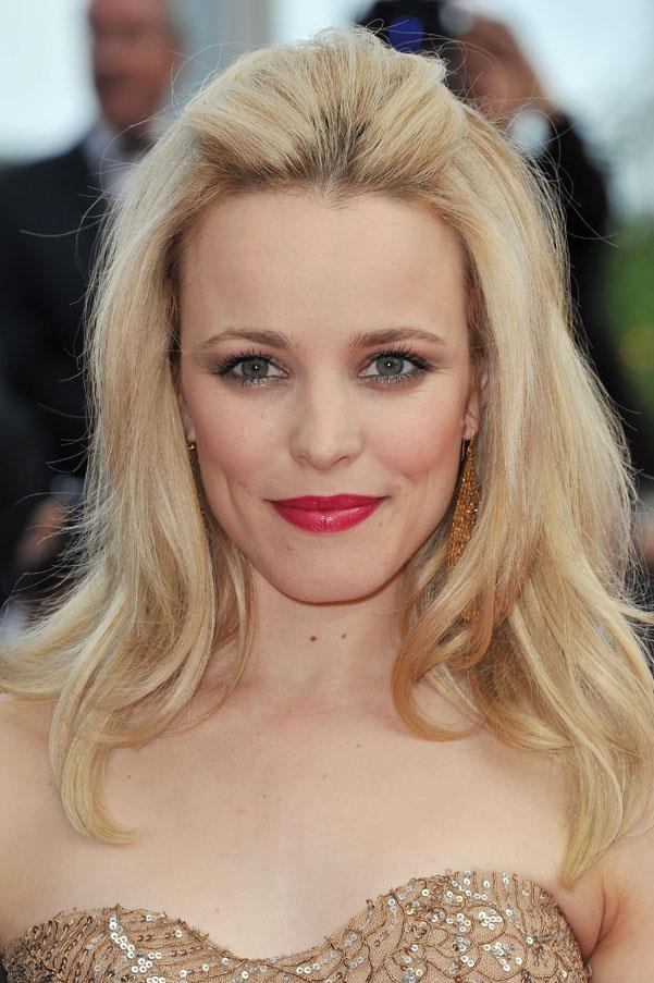 <strong>Rachel McAdams</strong> <br>We first met McAdams as the creamy blonde ice queen in 2004's Mean Girls.