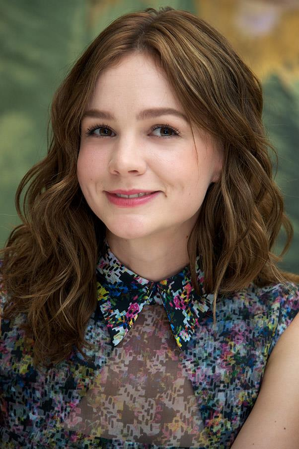 <strong>Carey Mulligan</strong> <br>But the 28 year old has recently gone back to her natural brunette for a film role.