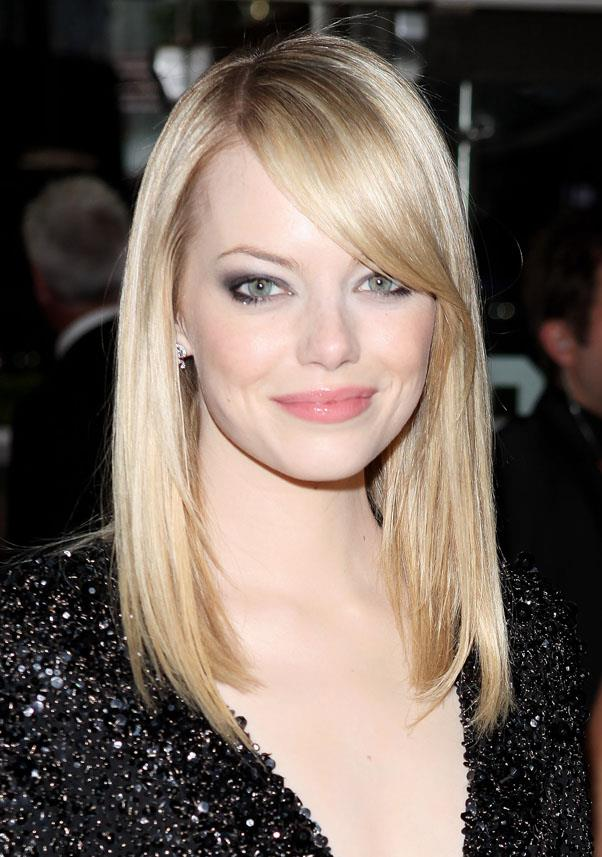 <strong>Emma Stone</strong> <br>But Stone's natural blonde is the hue she always comes back to in the end.
