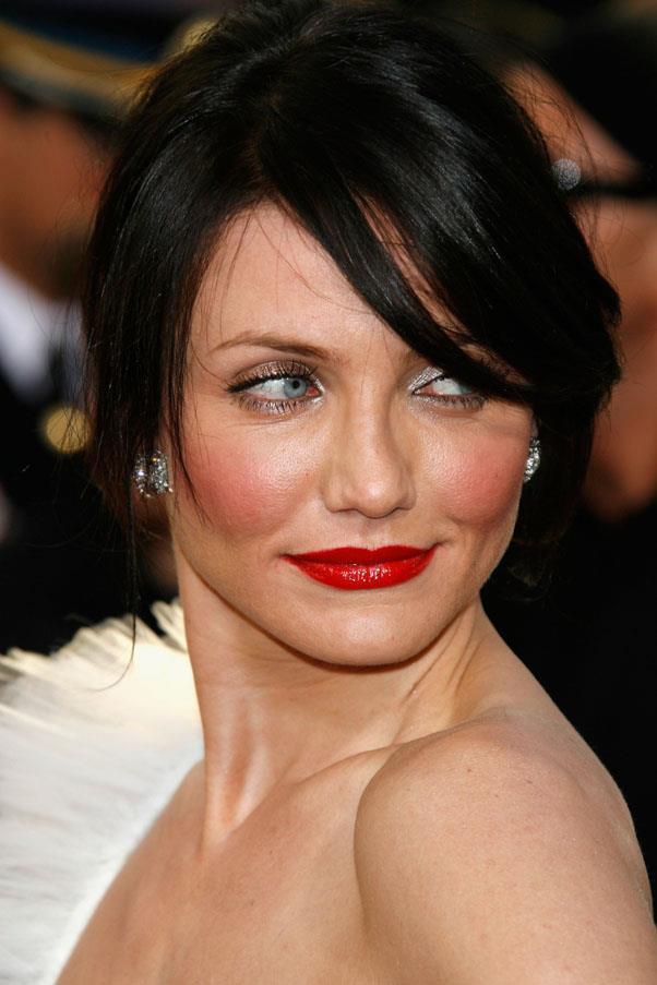 <strong>Cameron Diaz</strong> <br>Who could forget Cameron Diaz's show-stopping black dye-job in 2006?